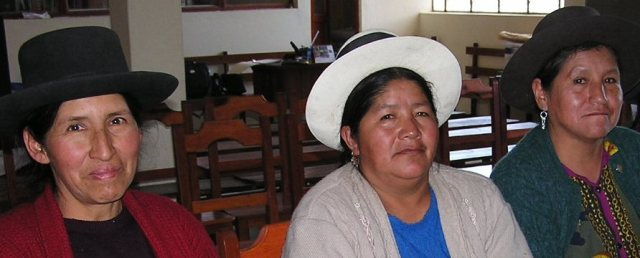 Mothers of the Disappeared in Peru