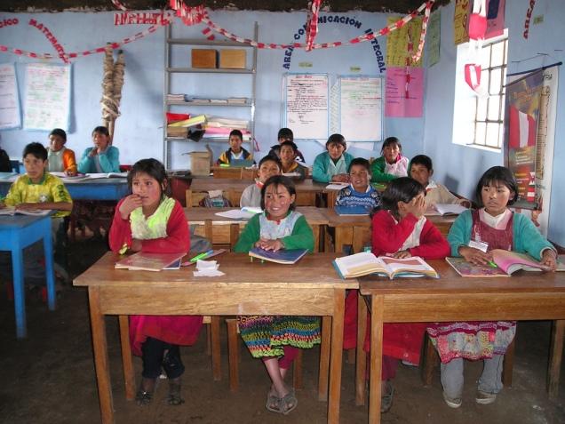 Chucosqueros school