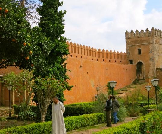 Garden of the Oudayas