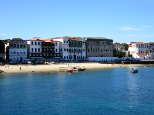 Stone Town waterfront