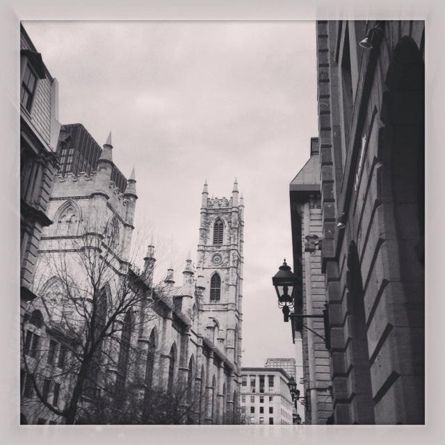 Notre Dame Basilica, Vieux-Montréal