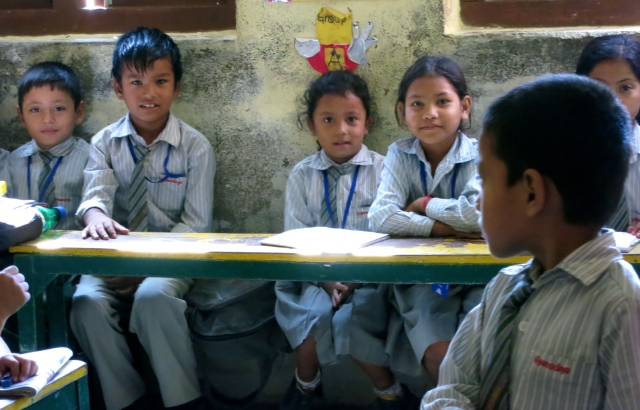 essay about education of nepal
