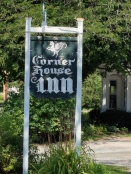 The Corner House Inn in the village center.
