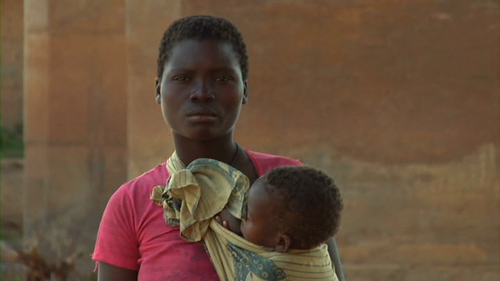 Nabina, age 15. Her story is one of three child brides told in Camfed's film The Child Within.